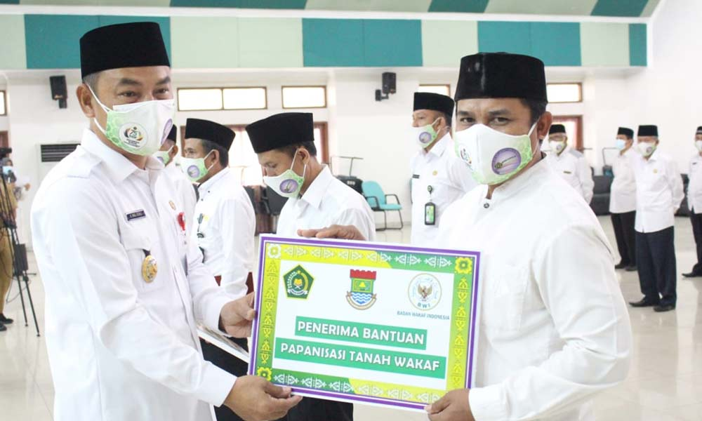 Wabup Tangerang Pimpin Apel Hari Amal Bakti Kemenag RI ke-75 Tahun 2020  Wabup Tangerang Pimpin Apel Hari Amal Bakti Kemenag RI ke-75 Tahun 2020 Wabup Tangerang Pimpin Apel Hari Amal Bakti Kemenag RI ke 75 Tahun 2020