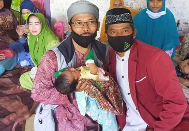 Heboh, Wanita di Cianjur Hamil Satu Jam Lalu Melahirkan