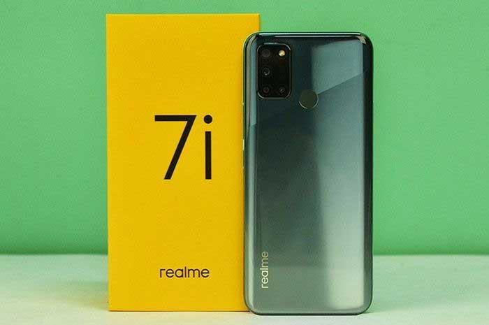 Smartphone Gaming Murah Realme 7i, Terbaik dengan Kualitas Mumpuni