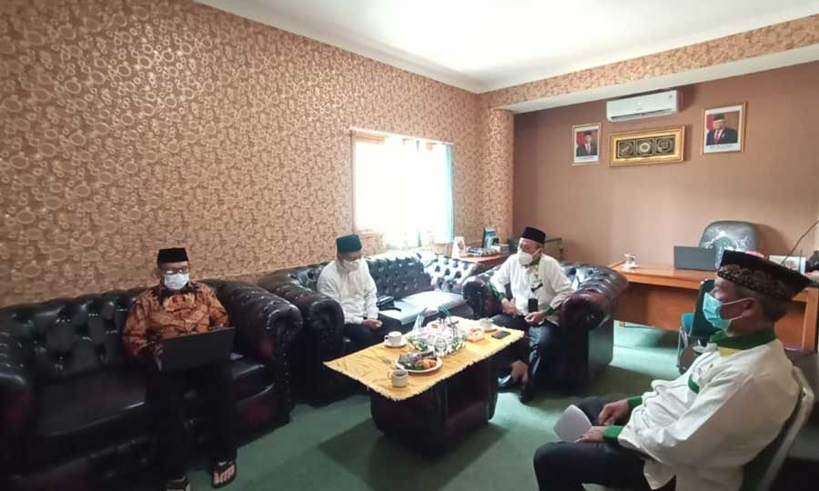 Baznas Tetapkan Zakat Fitrah 1442 H Rp35 Ribu