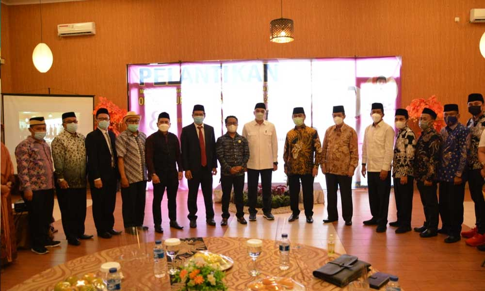 Bupati Hadiri Pelantikan Pengurus ICMI Orda Kabupaten Tangerang