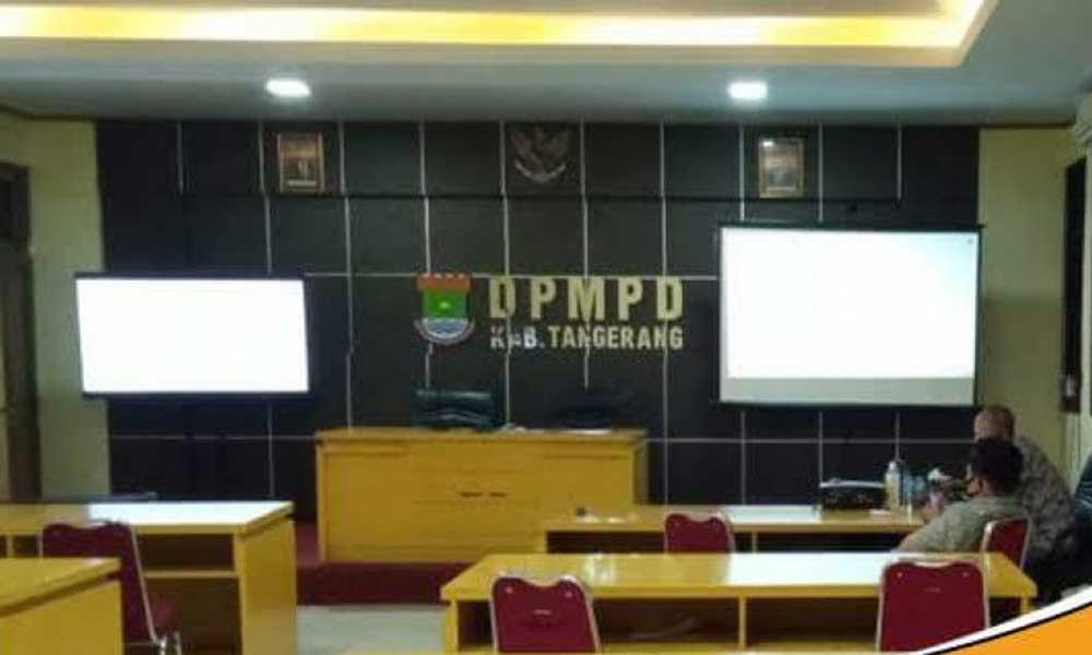 Prokes Ketat Bakal Diterapkan Dalam Pilkades Serentak di Kabupaten Tangerang