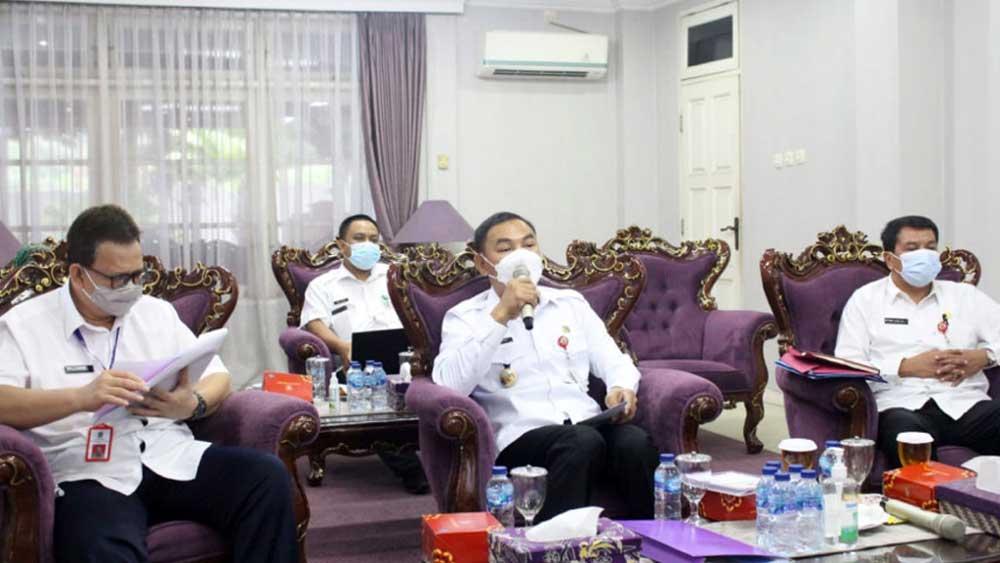 Wakil Bupati Tangerang Buka Pemaparan LKPJ Tahun 2020